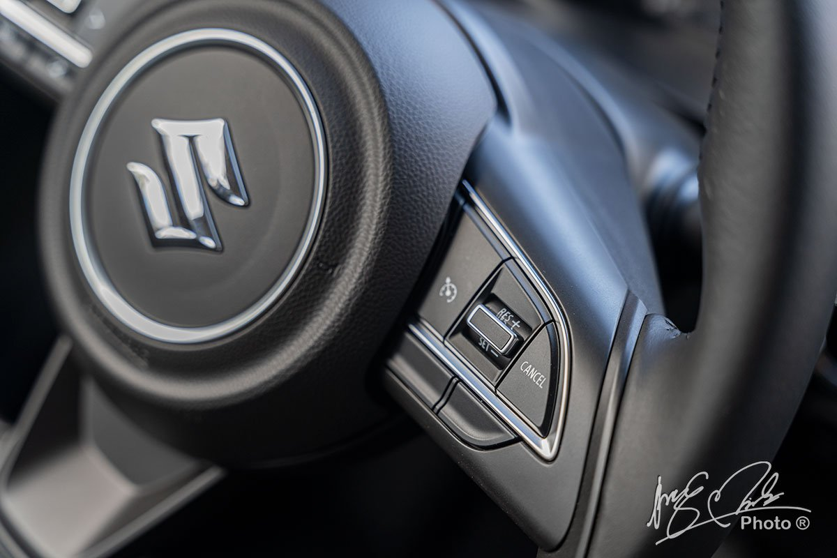 Ảnh Nút bấm xe Suzuki Swift 2021 a12