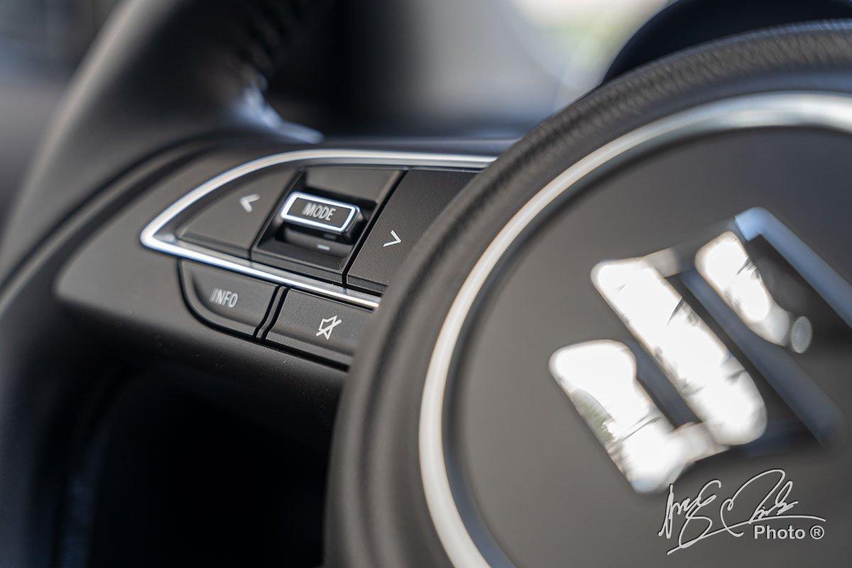 Ảnh Nút bấm xe Suzuki Swift 2021