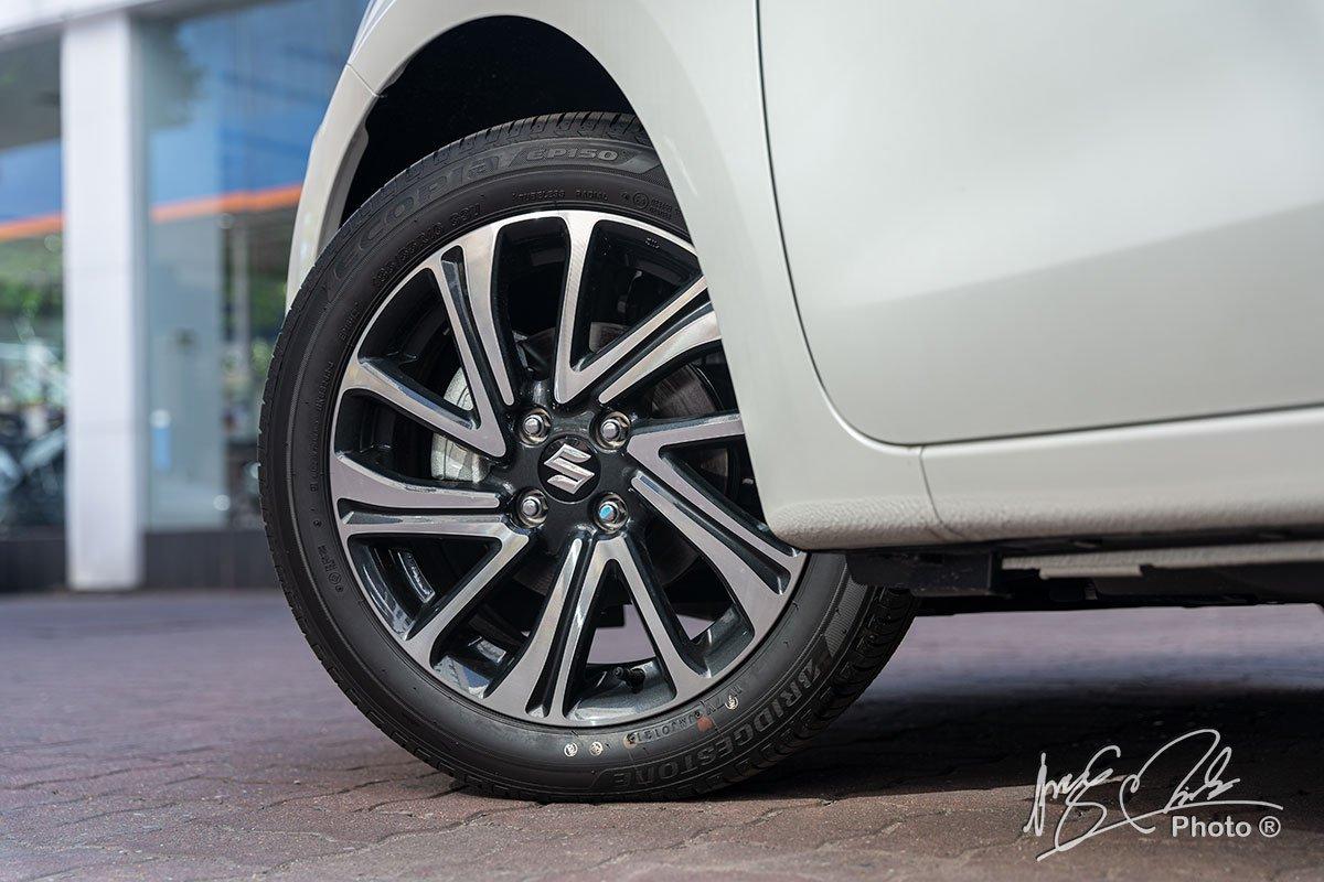 Ảnh La-zăng xe Suzuki Swift 2021