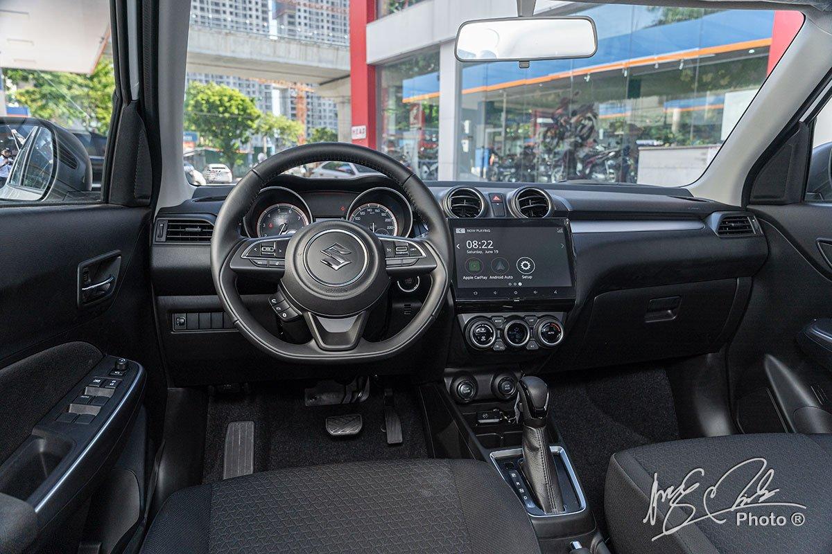 Ảnh Nội thất xe Suzuki Swift 2021