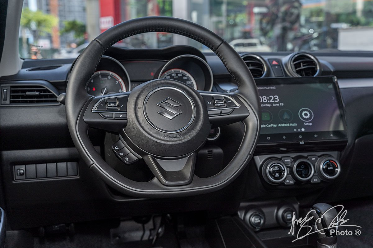 Ảnh Vô-lăng xe Suzuki Swift 2021