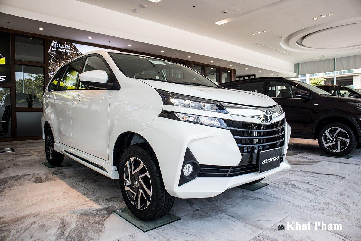 Xe ô tô 7 chỗ giá rẻ tốt nhất hiện nay - Toyota Avanza.