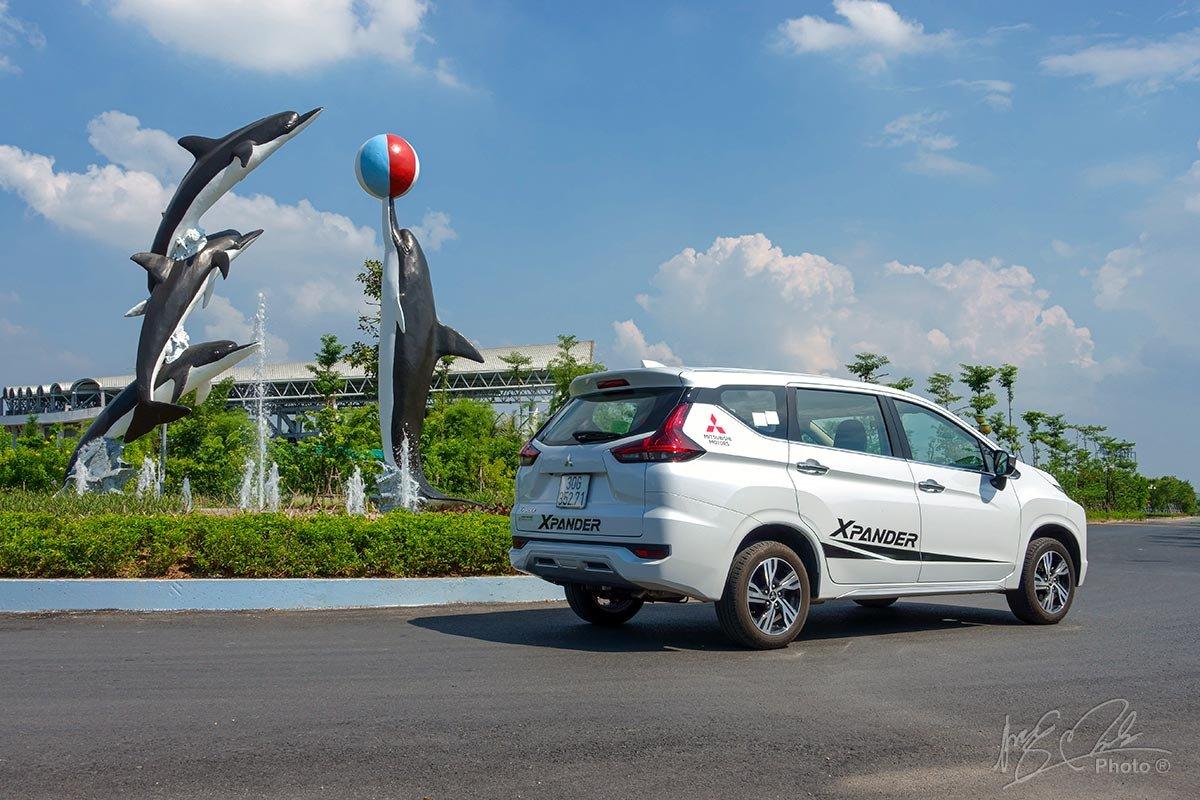 Xe ô tô 7 chỗ giá rẻ tốt nhất - Mitsubishi Xpander.