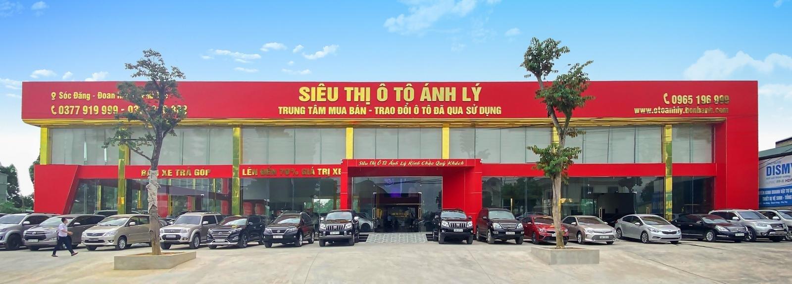 Salon ô tô Ánh Lý (1)
