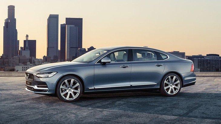 Giá xe Volvo S90 2021 mới nhất tạiViệt Nam.