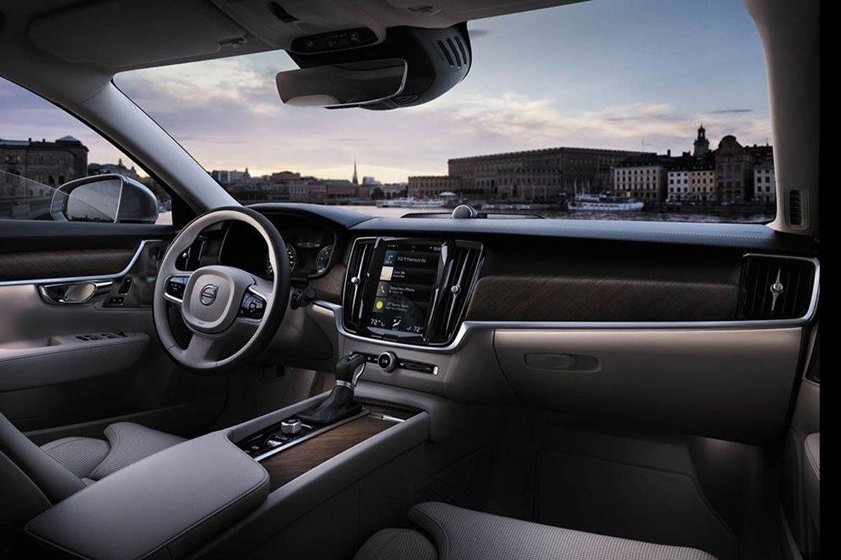 nội thất Volvo S90.