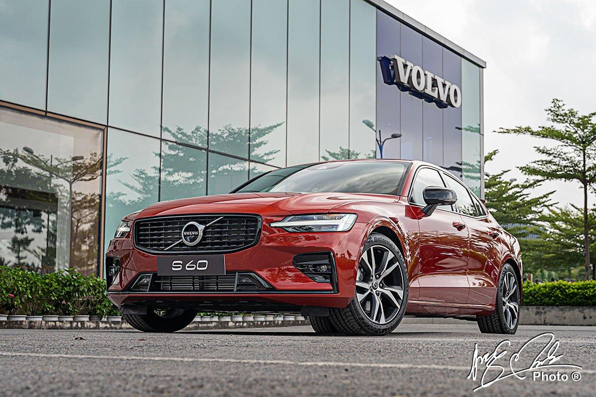Giá xe Volvo S60 2021