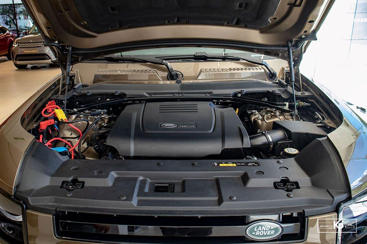 Ảnh Động cơ xe Land Rover Defender 90 2021