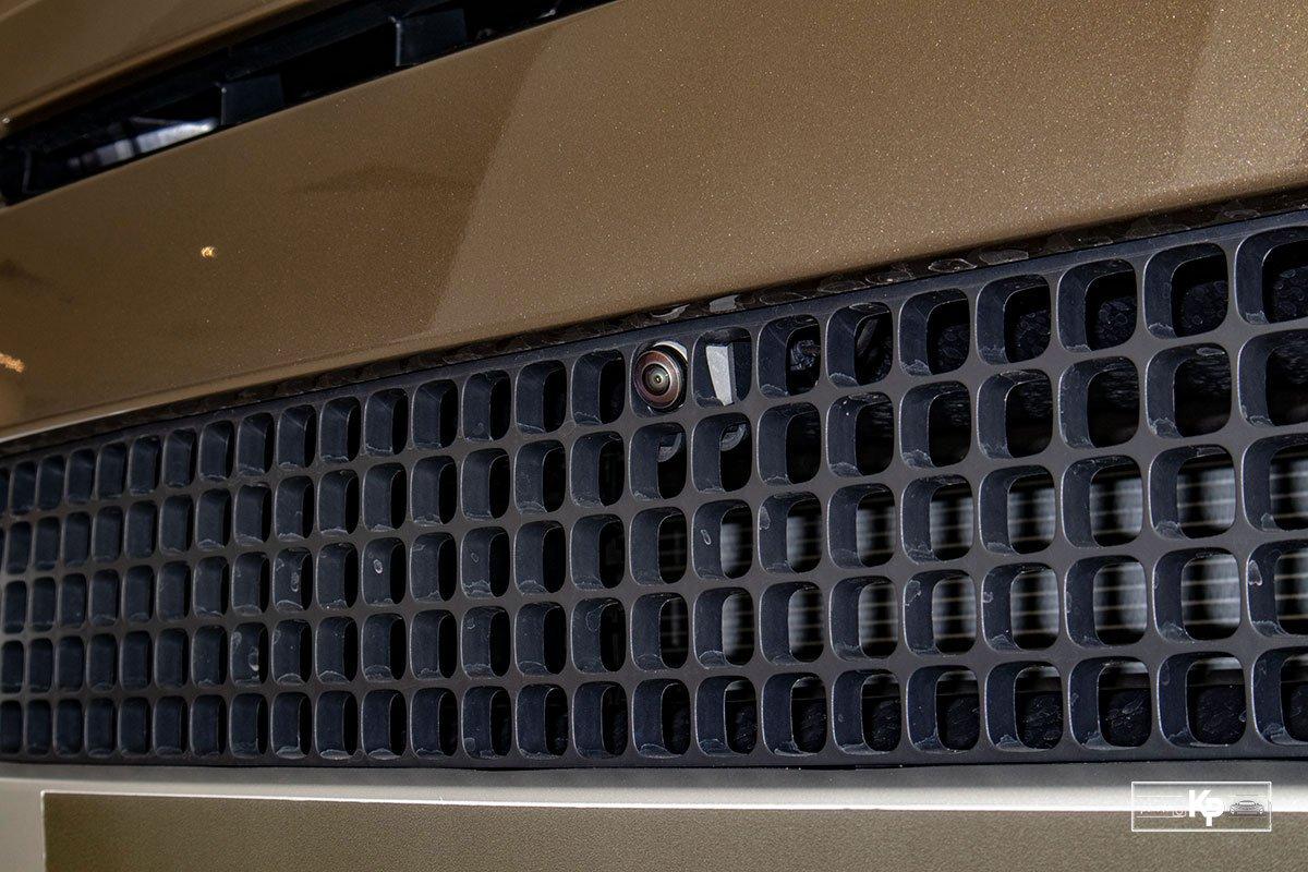 Ảnh Camera xe Land Rover Defender 90 2021
