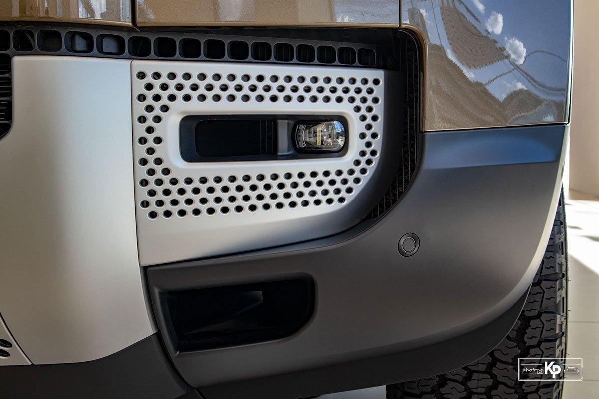 Ảnh Đèn sương mù xe Land Rover Defender 90 2021