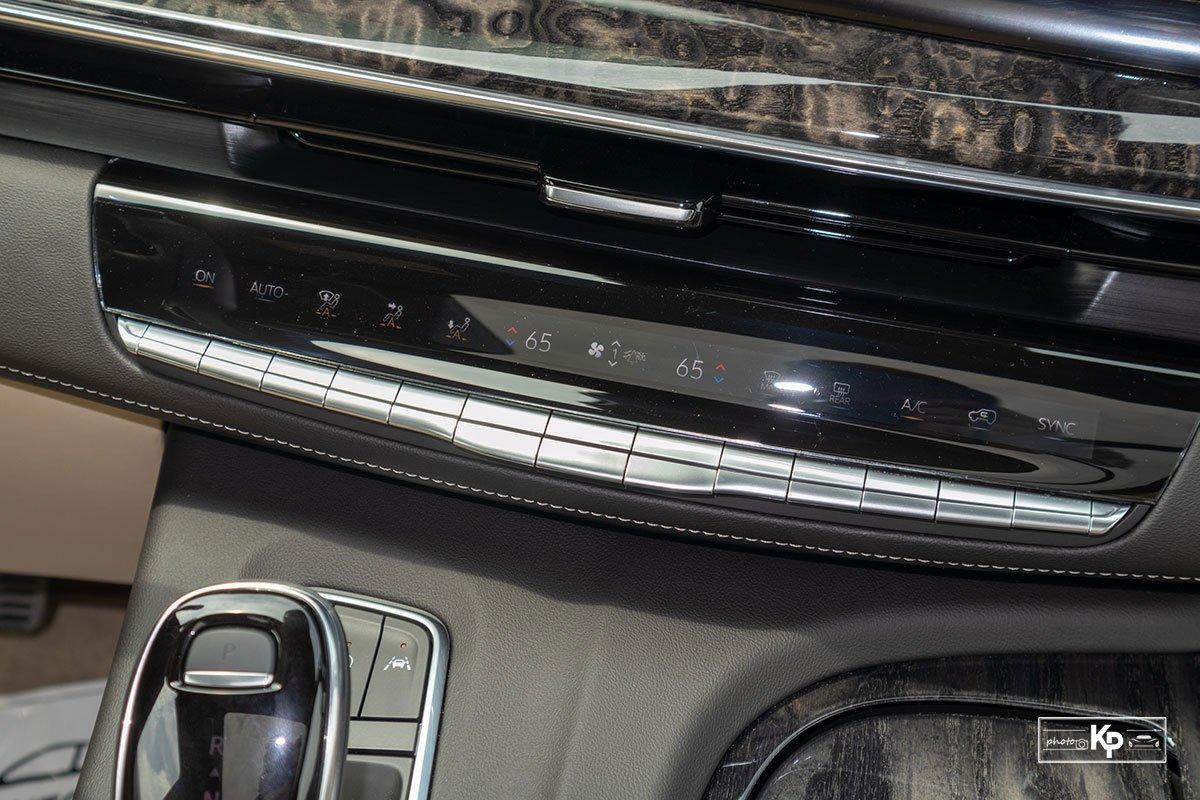 Ngắm Cadillac Escalade ESV 2021 bản máy to và nội thất nhiều điểm mới so với xe đã về Việt Nam trước đó  a41q