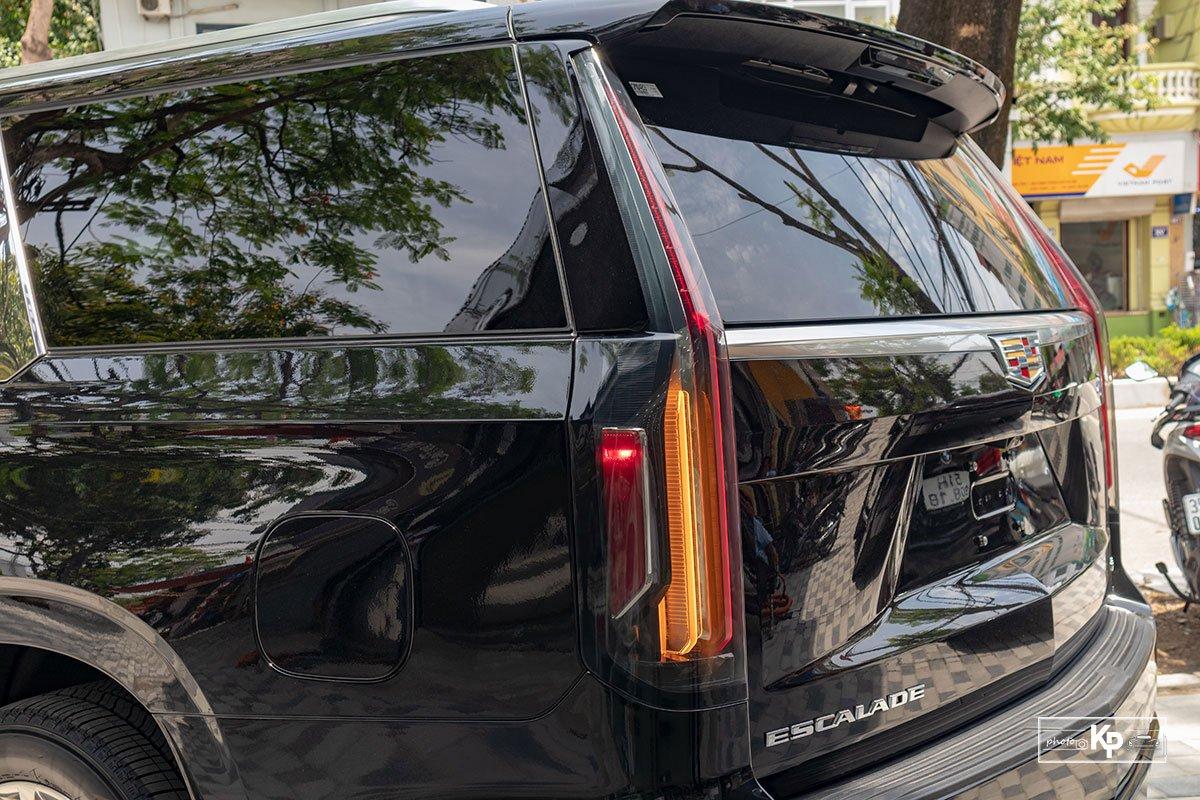 Ngắm Cadillac Escalade ESV 2021 bản máy to và nội thất nhiều điểm mới so với xe đã về Việt Nam trước đó  a15