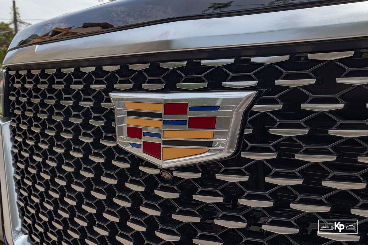 Ngắm Cadillac Escalade ESV 2021 bản máy to và nội thất nhiều điểm mới so với xe đã về Việt Nam trước đó  a9