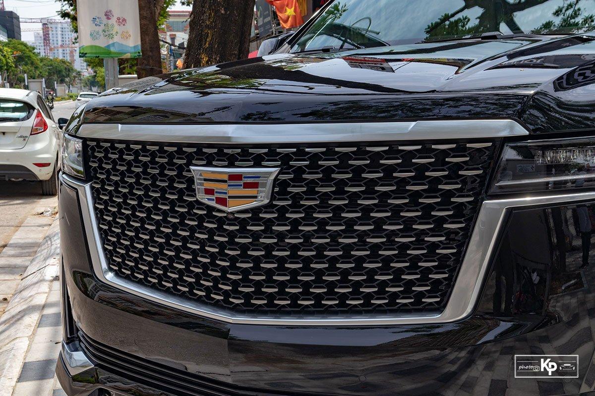 Ngắm Cadillac Escalade ESV 2021 bản máy to và nội thất nhiều điểm mới so với xe đã về Việt Nam trước đó  a81