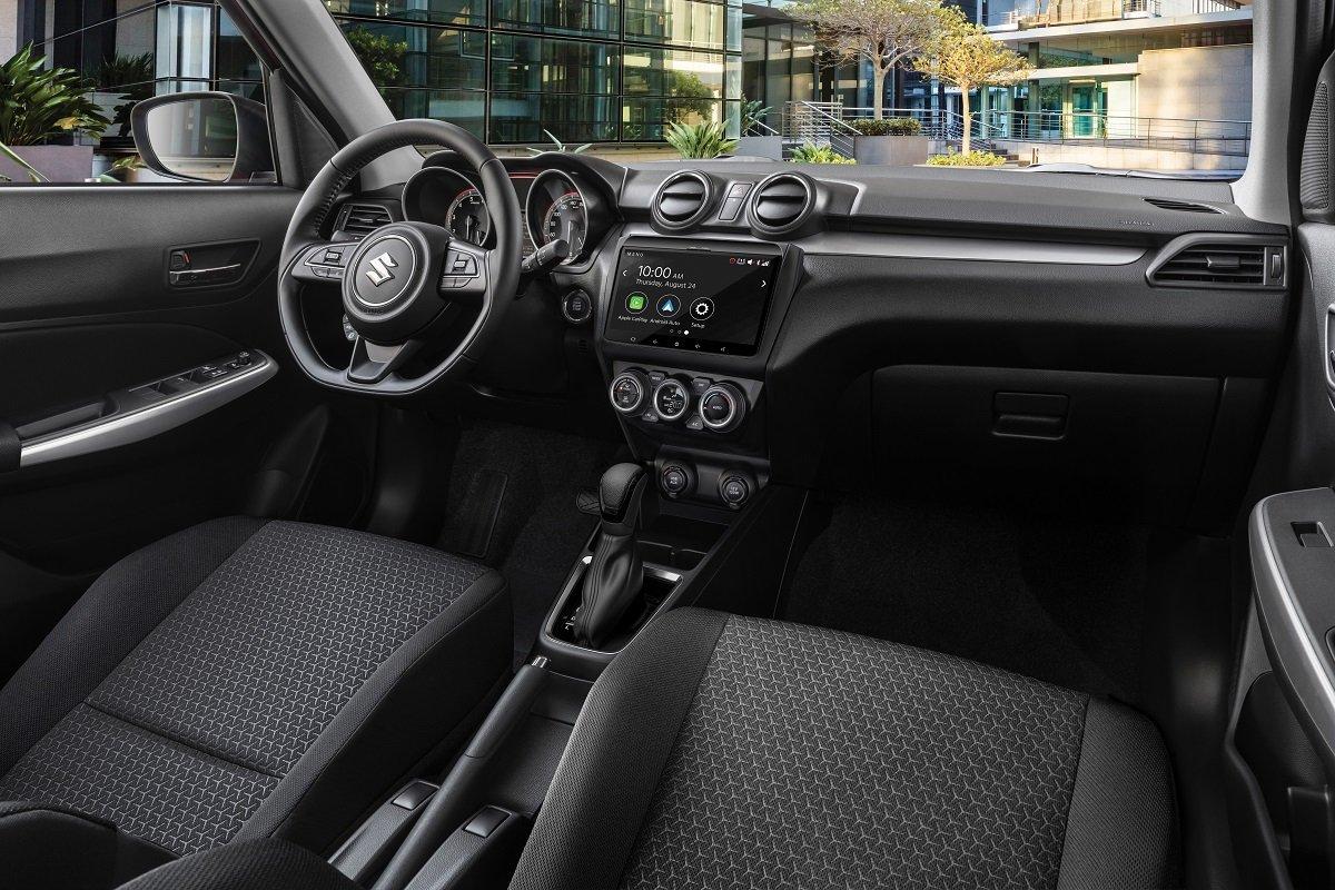 Suzuki Swift ra mắt bản nâng cấp: Thay đổi nhẹ, thêm option, giữ nguyên giá a2