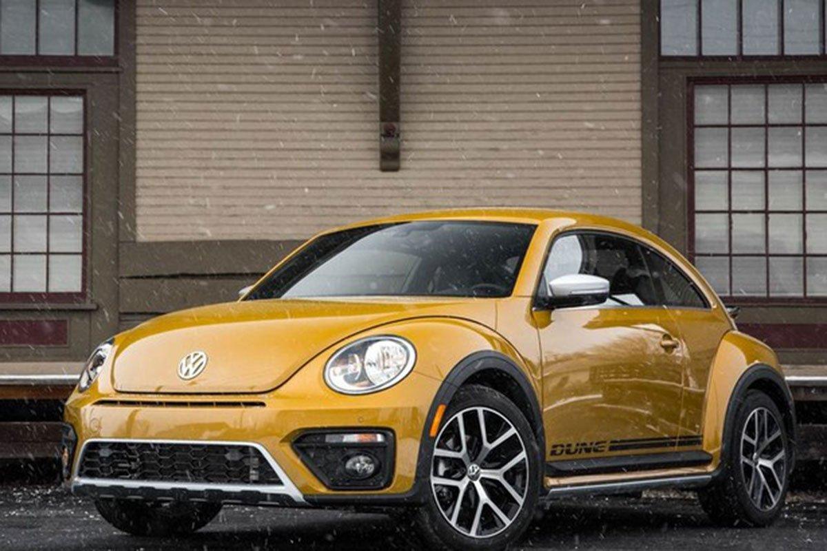Giá xe Volkswagen Beetle mới nhất.