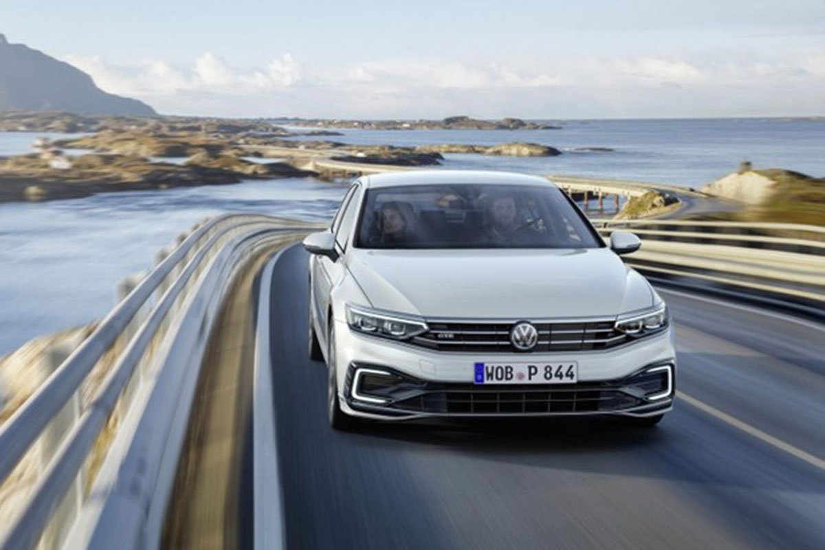 Giá xe Volkswagen 2020.