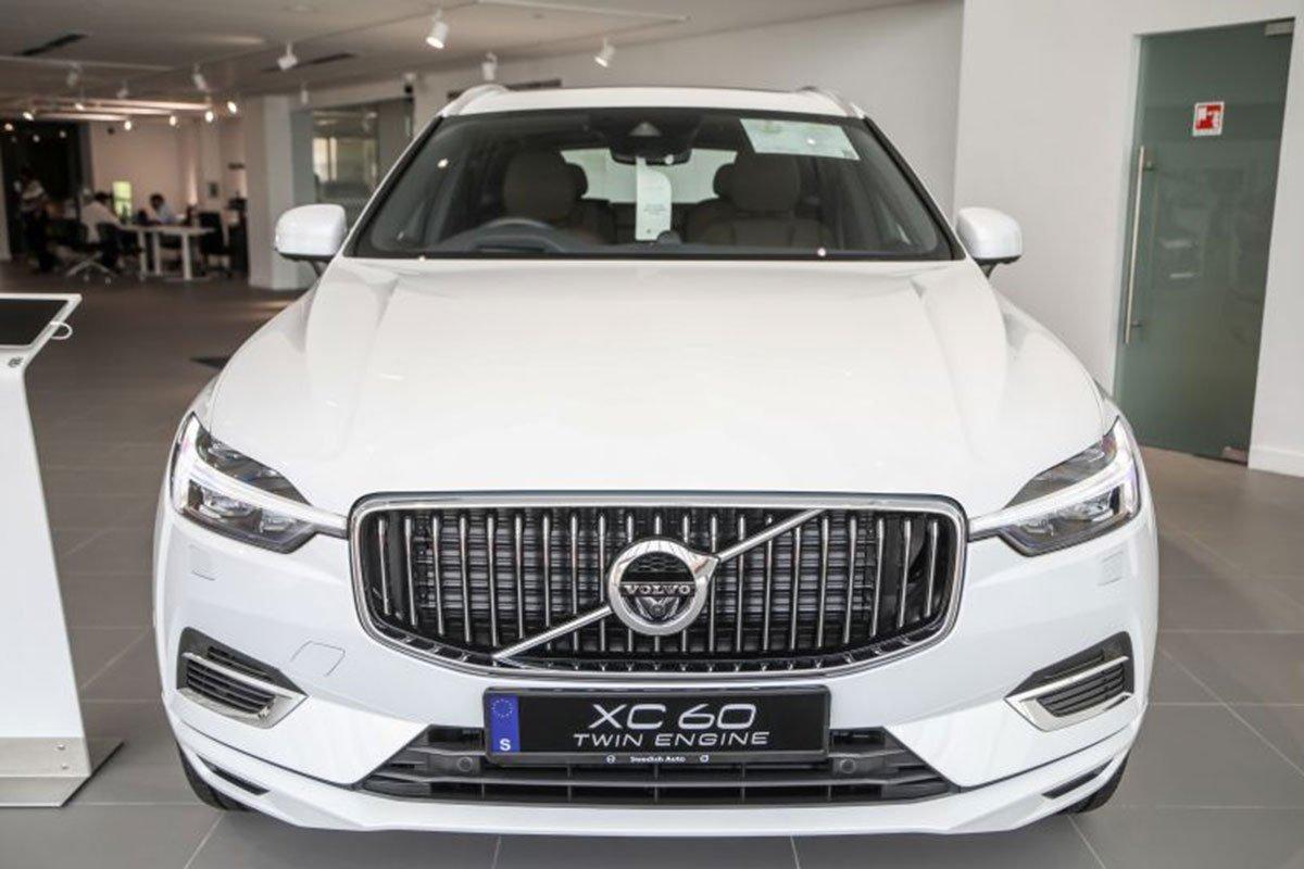 đầu Volvo xc60.