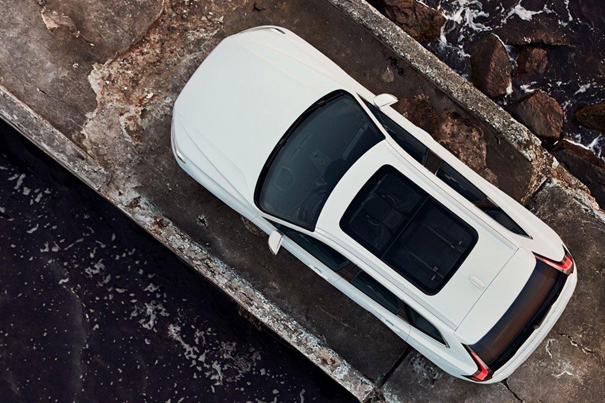 Ngoại thất xe Volvo XC60