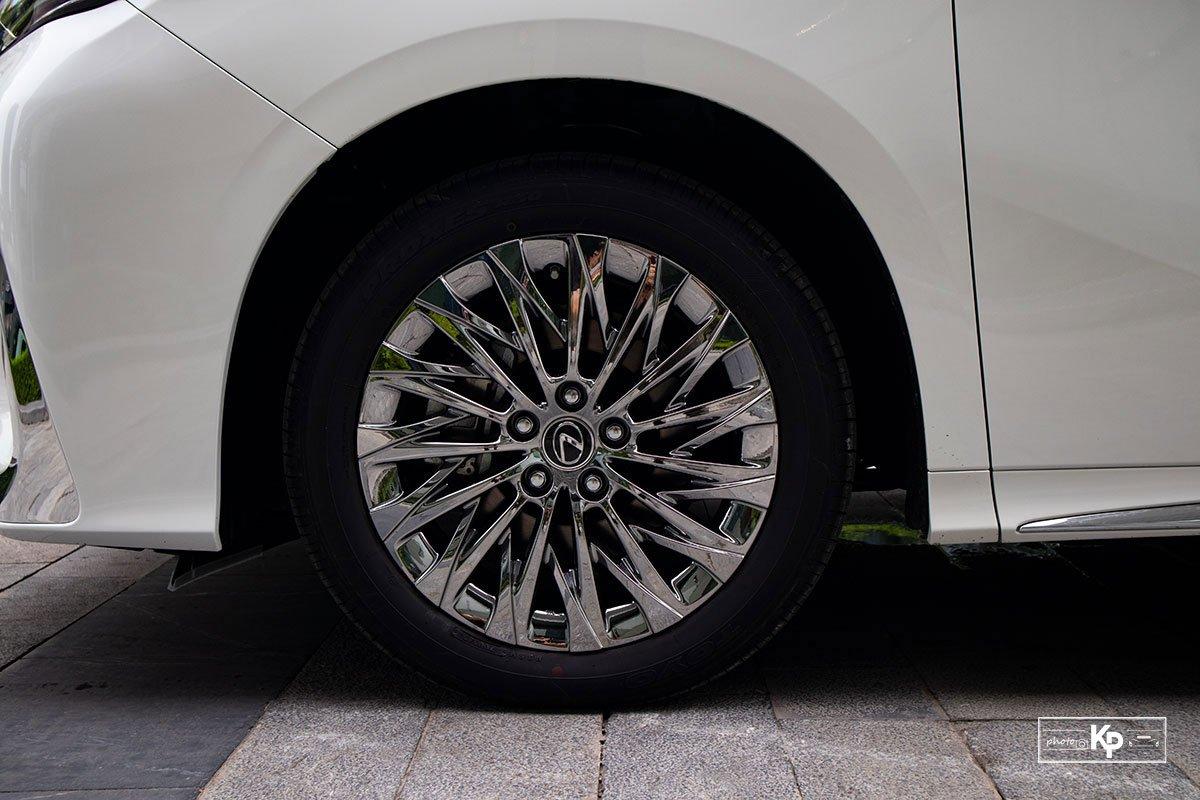 Ảnh La-zăng xe Lexus LM 350 2021