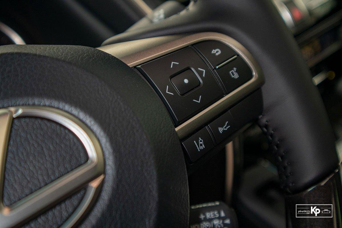 Ảnh Nút bấm xe Lexus LM 350 2021  a1