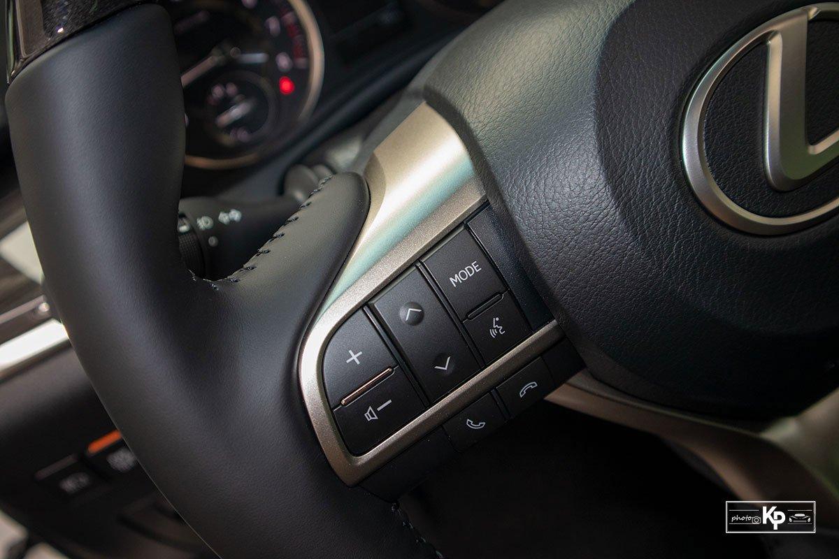 Ảnh Nút bấm xe Lexus LM 350 2021