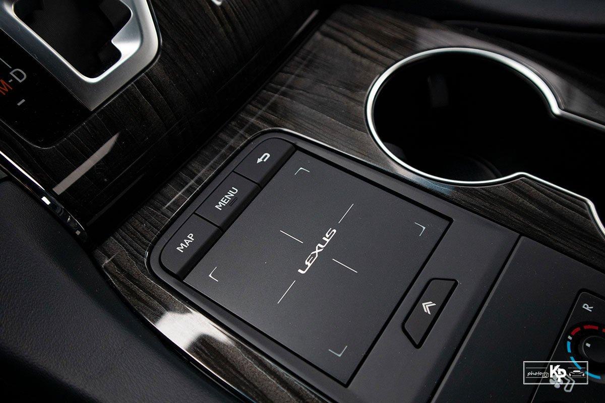 Ảnh Bàn rê xe Lexus LM 350 2021