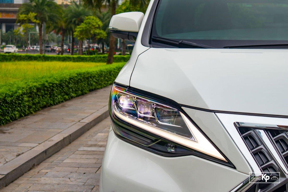 Ảnh Đèn pha xe Lexus LM 350 2021