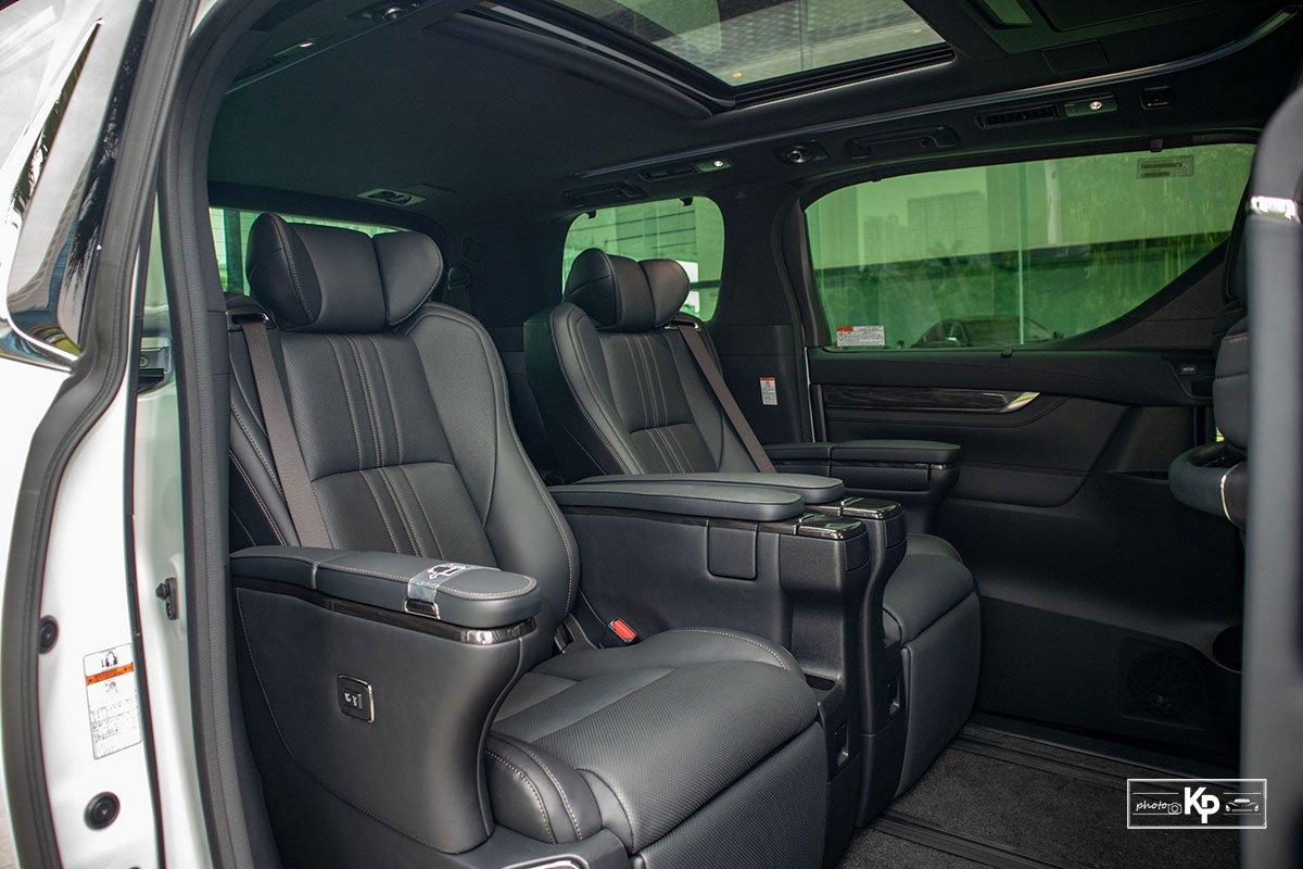 Ảnh Ghế 2 xe Lexus LM 350 2021