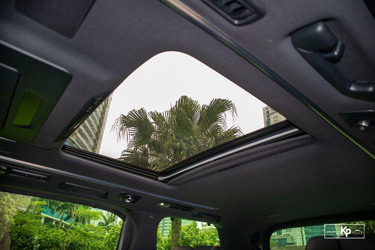 Ảnh Cửa sổ trời xe Lexus LM 350 2021