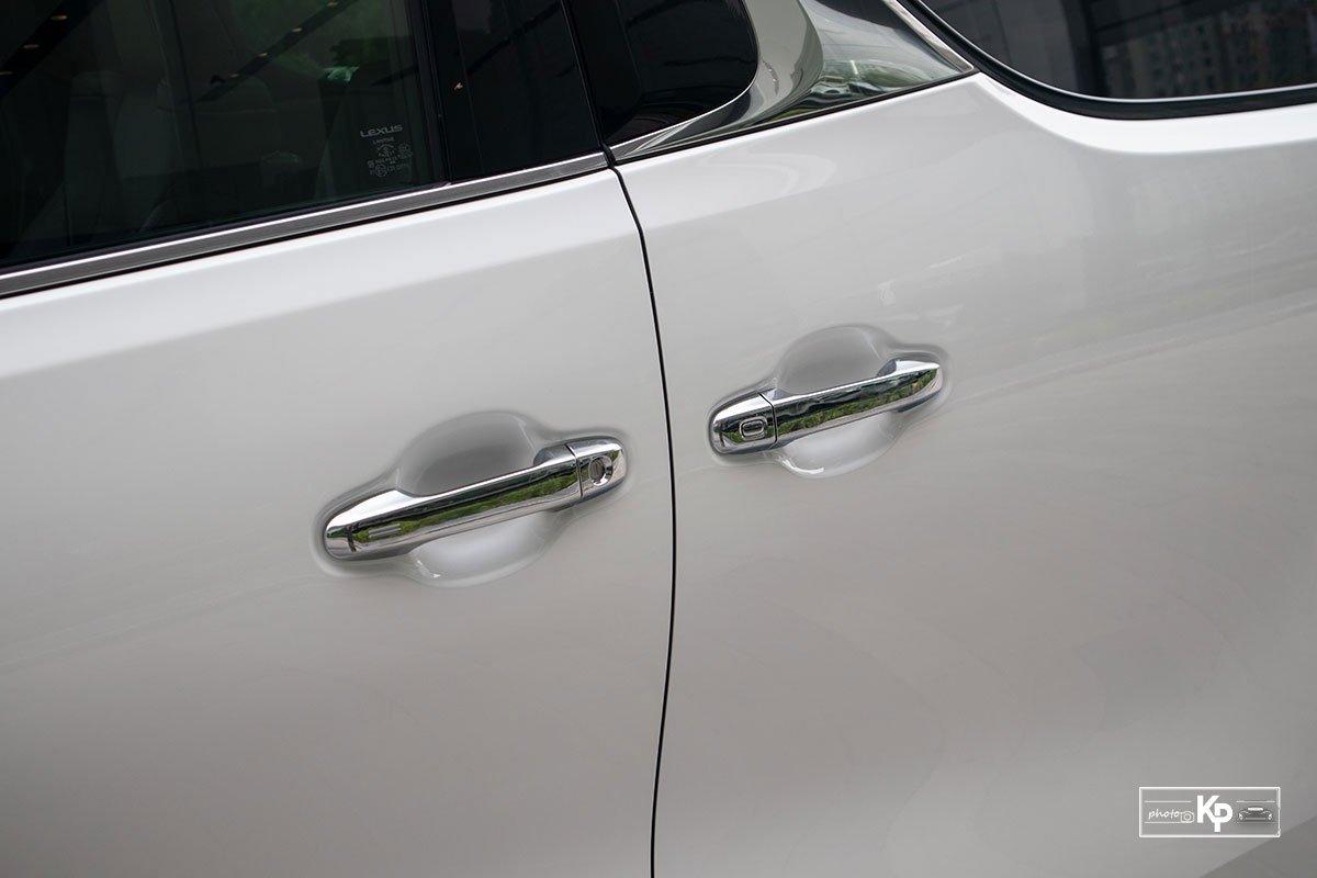 Ảnh Tay nắm cửa xe Lexus LM 350 2021