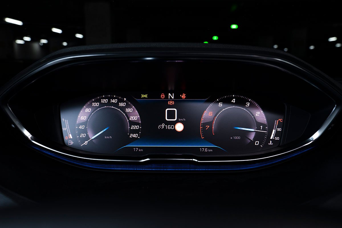 Peugeot 3008 2021 ra Việt Nam Thiết kế mới đầy ấn tượng, giá tăng nhẹ a6