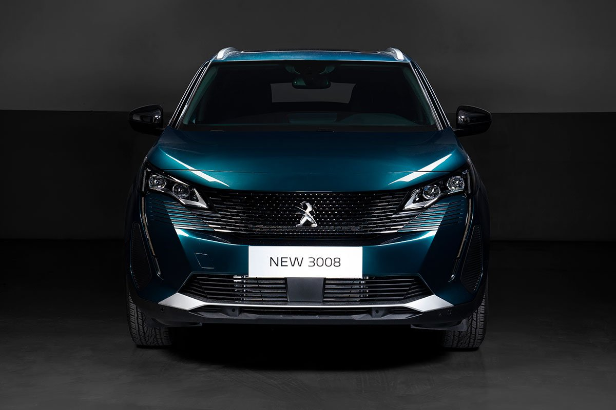Peugeot 3008 2021 ra Việt Nam Thiết kế mới đầy ấn tượng, giá tăng nhẹ a1