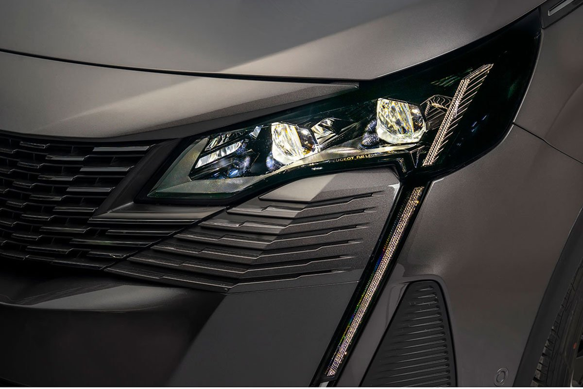 Peugeot 3008 2021 ra Việt Nam Thiết kế mới đầy ấn tượng, giá tăng nhẹ a2