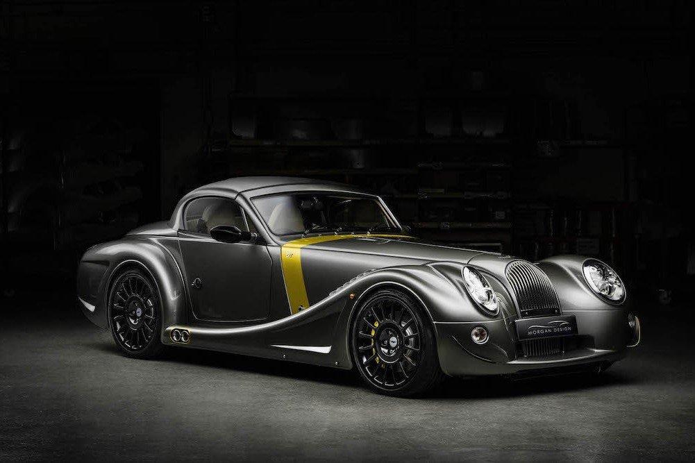 Morgan Aero GT cũng là mẫu xe được phát triển dựa trên cảm hứng từ cỗ xe đua 1