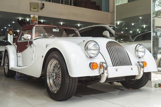 Morgan Plus 4 là mẫu xe có bề dày truyền thống lâu đời với lịch sử tồn tại gần 70 năm 1