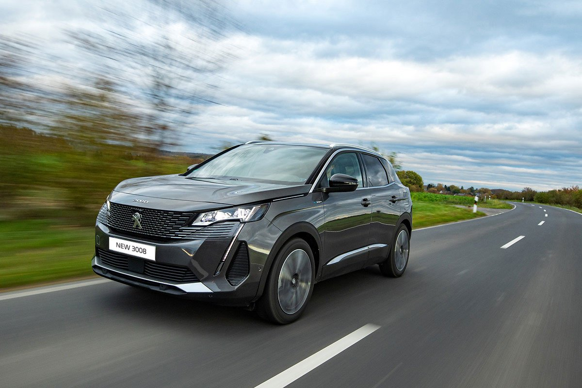 Thông số kỹ thuật xe New Peugeot 3008 2021.