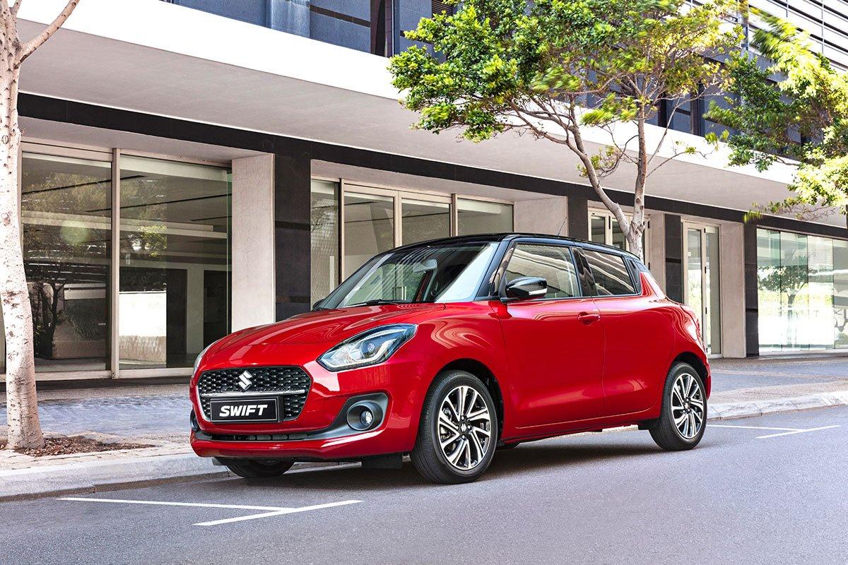 Giá xe Suzuki Swift 2021 mới nhất.