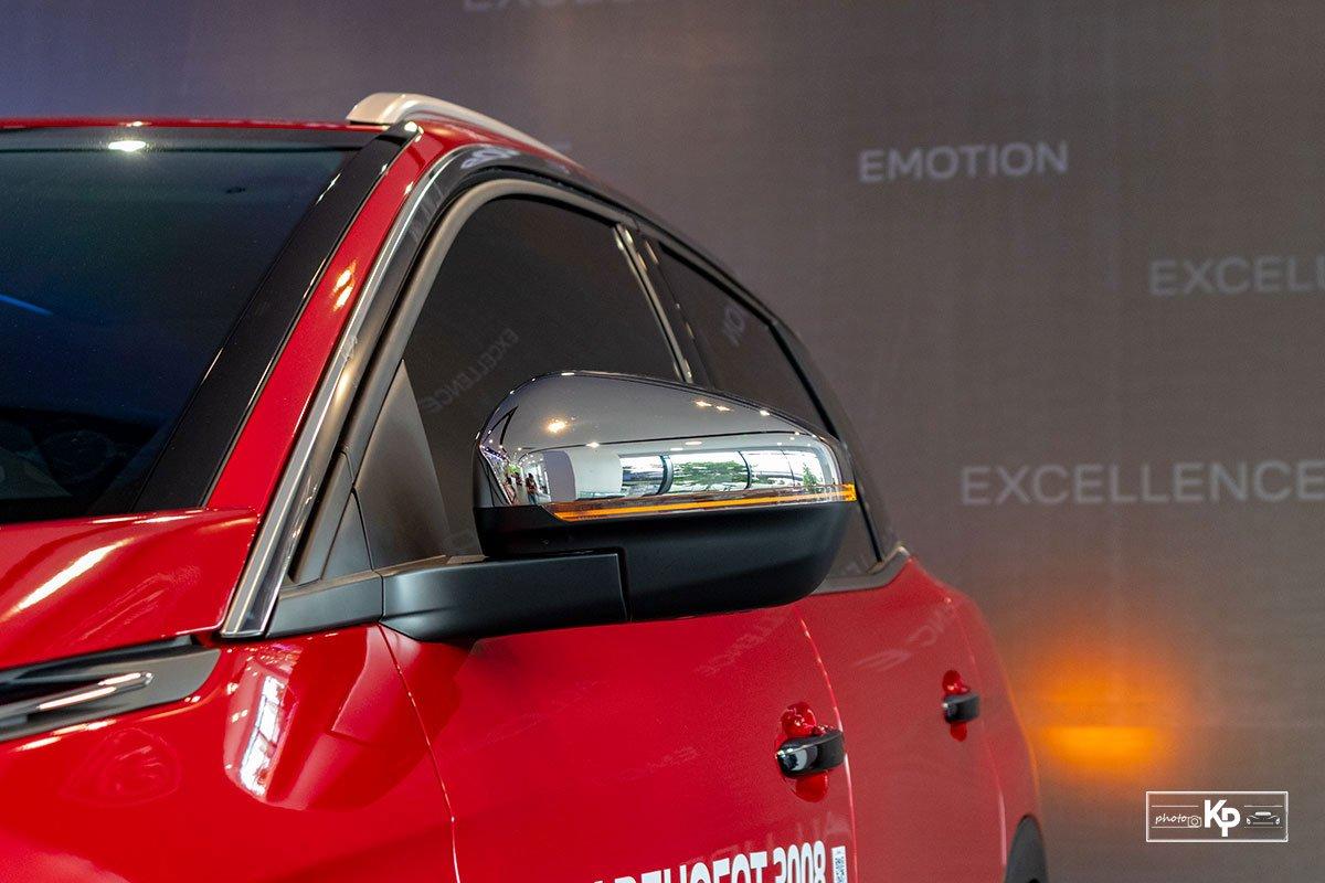Ảnh Gương xe Peugeot 3008 2021