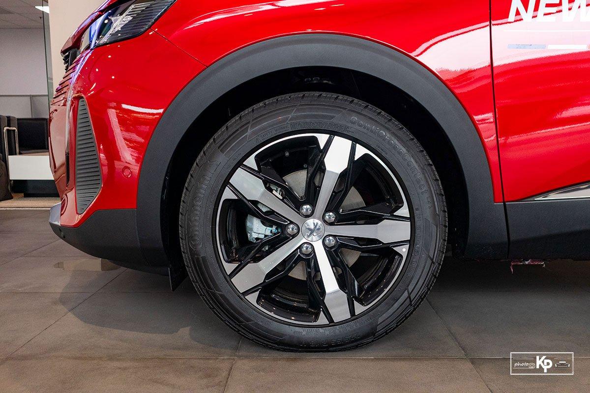 Ảnh La-zăng xe Peugeot 3008 2021