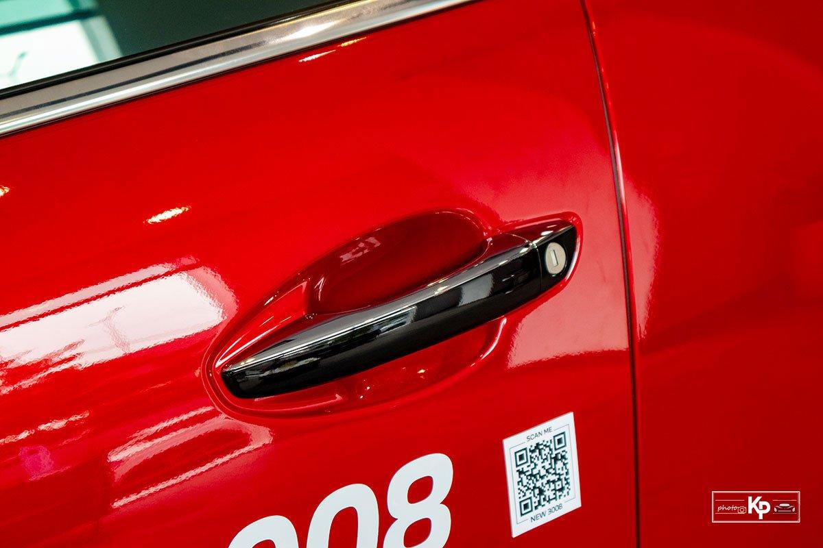 Ảnh Tay nắm cửa xe Peugeot 3008 2021