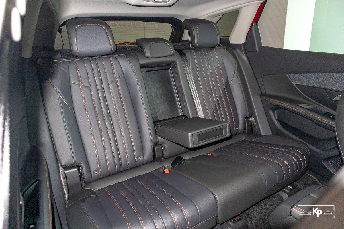Ảnh Ghế sau xe Peugeot 3008 2021 a1