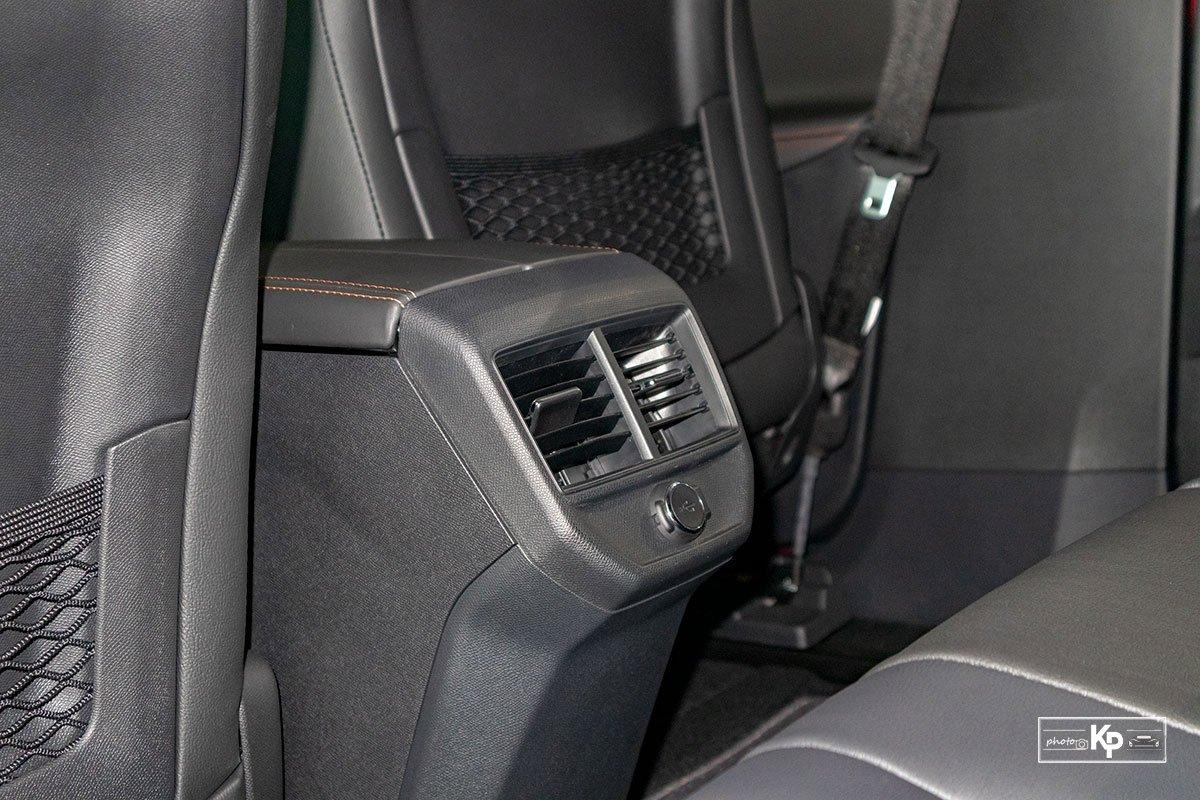Ảnh Cửa gió Ghế sau xe Peugeot 3008 2021