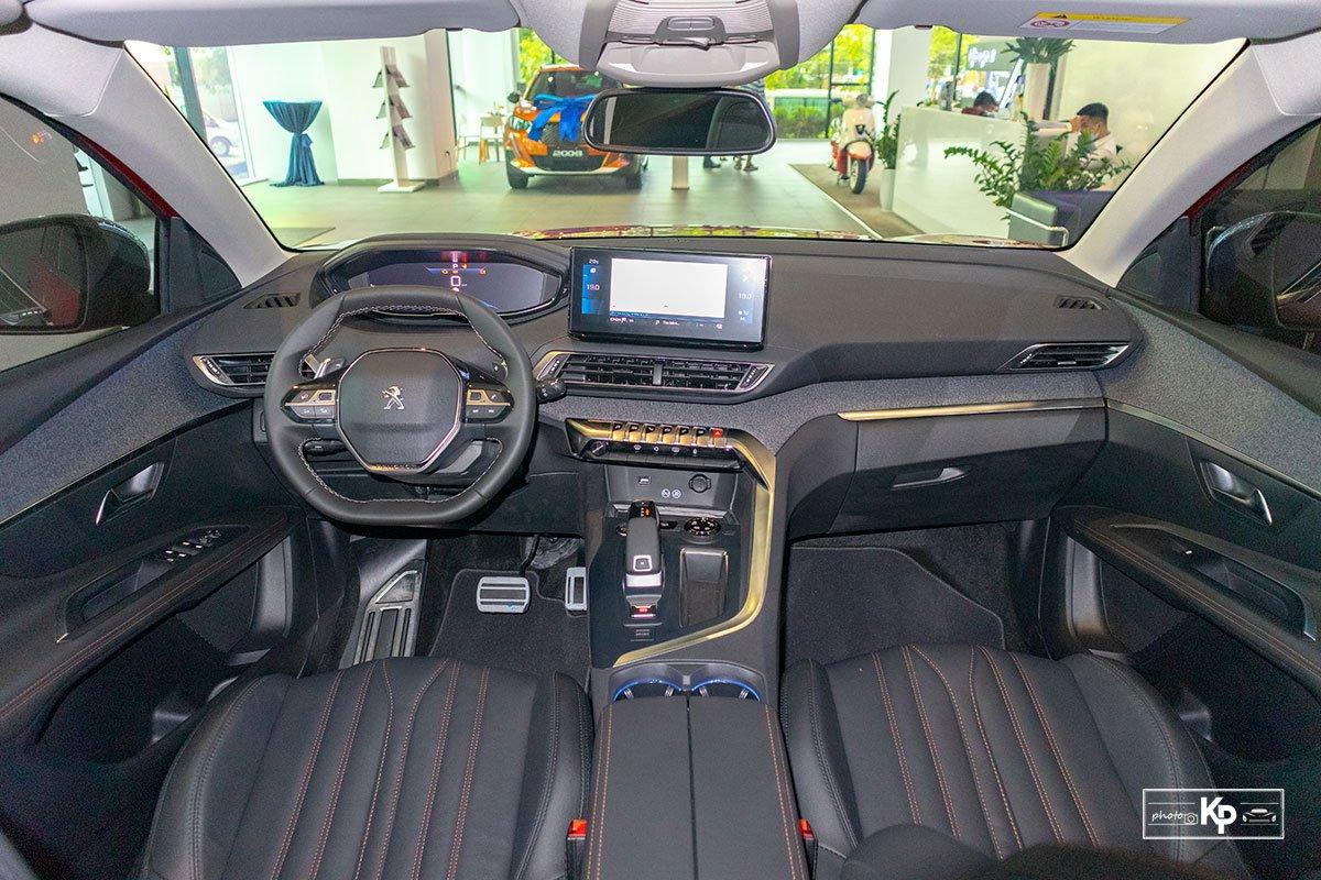 Ảnh Nội thất xe Peugeot 3008 2021
