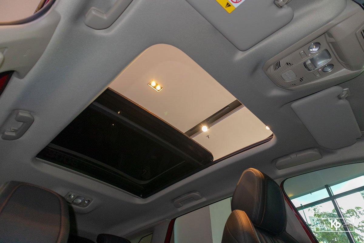 Ảnh Cửa sổ trời xe Peugeot 3008 2021