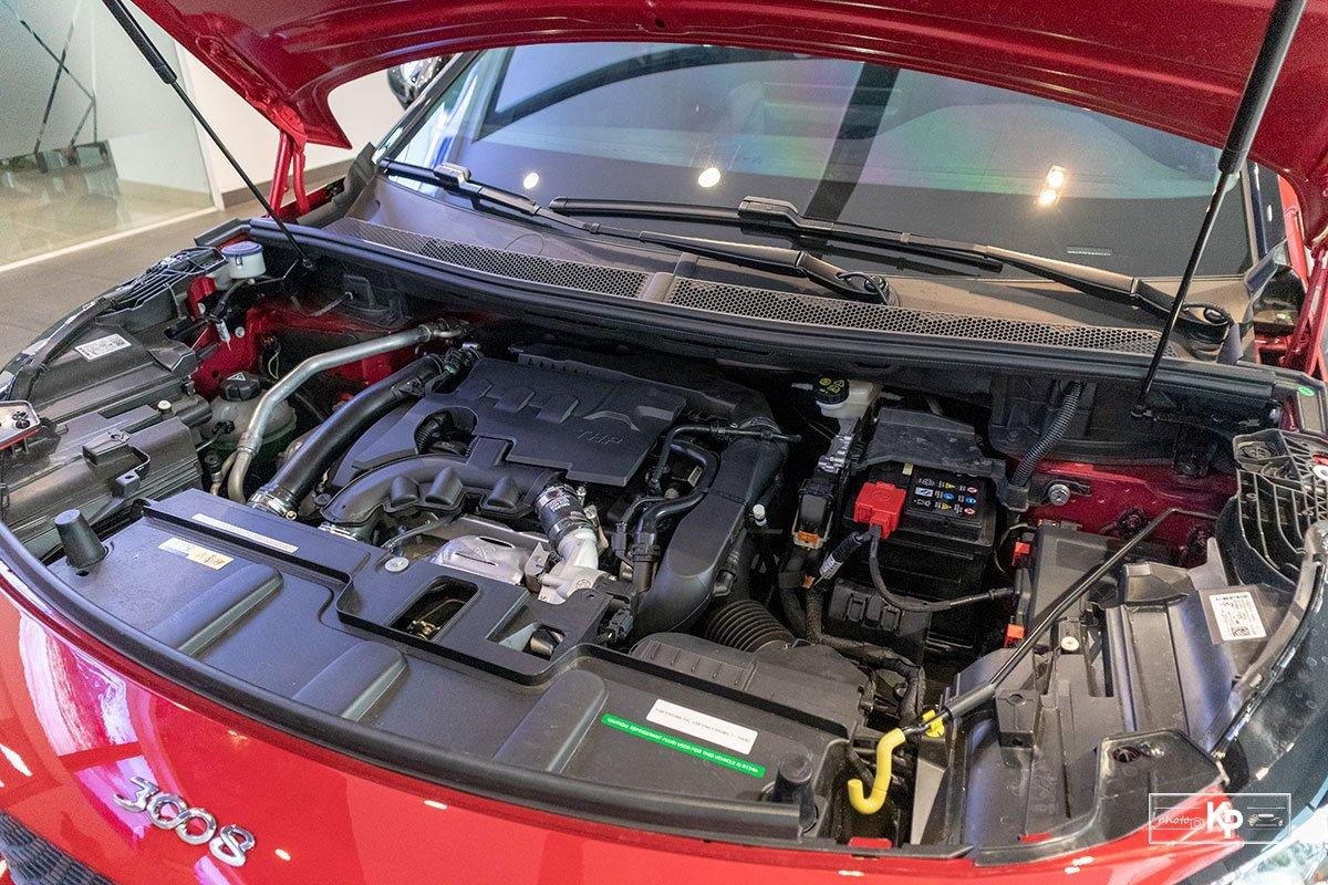 Ảnh Động cơ xe Peugeot 3008 2021