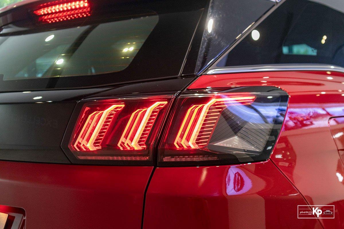 Ảnh Đèn hậu xe Peugeot 3008 2021