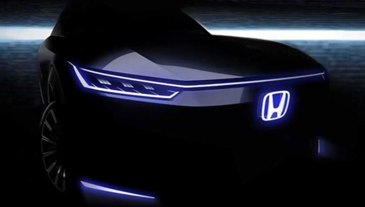 Honda Prologue nhá hàng - SUV mới phong cách Mỹ lai Nhật.