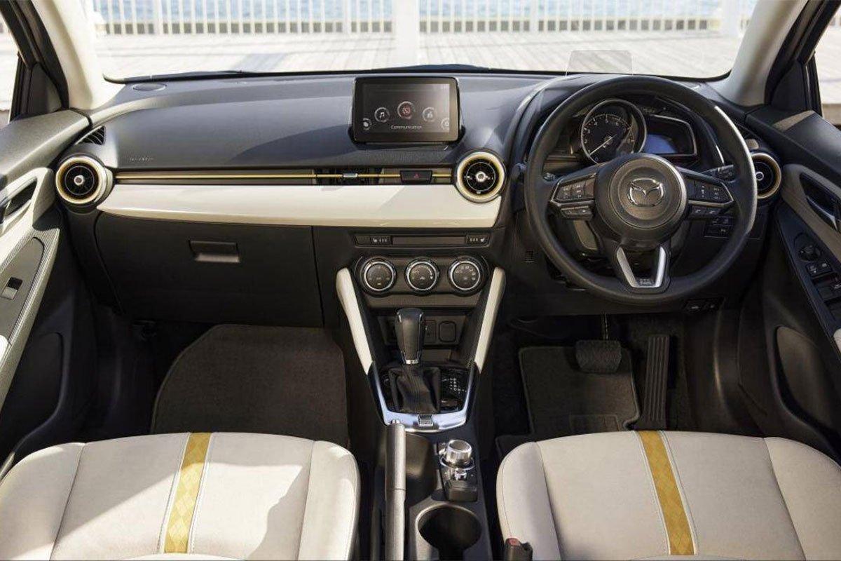 Mazda Nhật Bản vừa giới thiệu thị trường trong nước phiên bản nâng cấp của mẫu Mazda2.