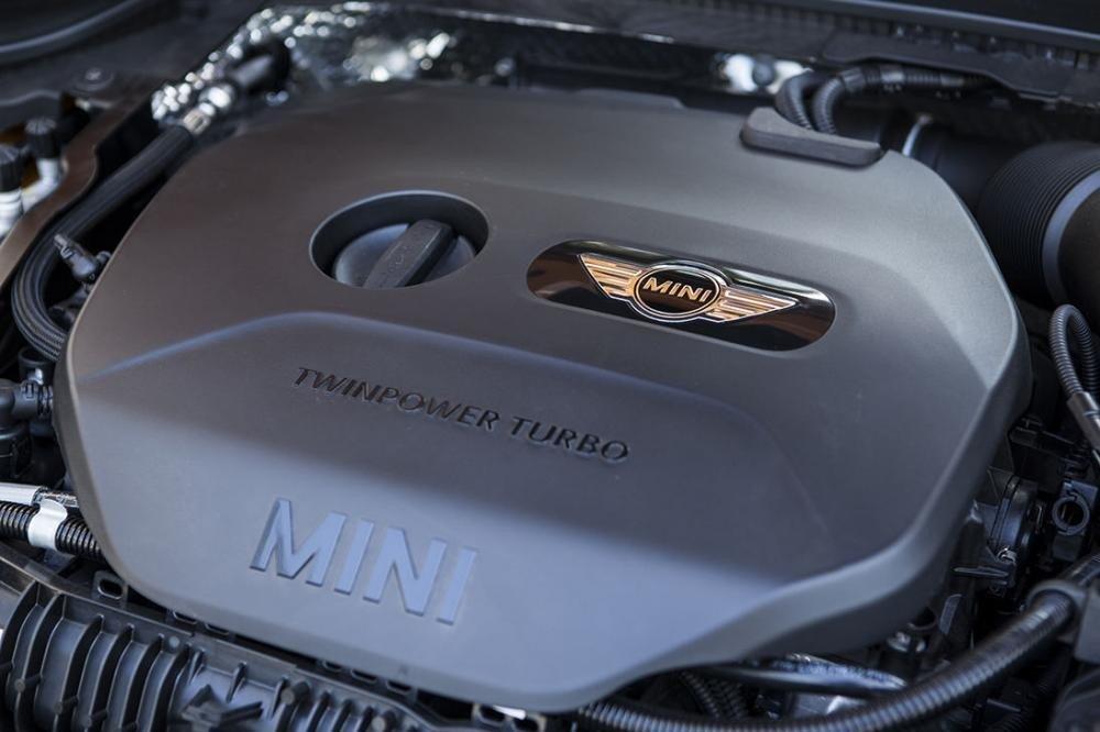 động cơ xe MINI Cooper 5 cửa 2021